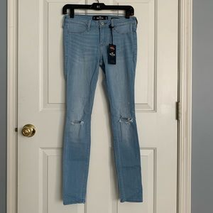Hollister Low Rise Jeggings